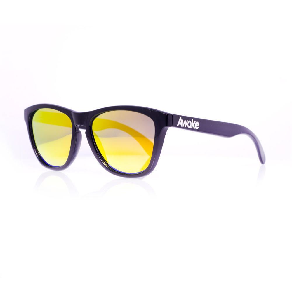 AWAKE #1 POLISHED BLACK-YELLOW-POLARIZED-2